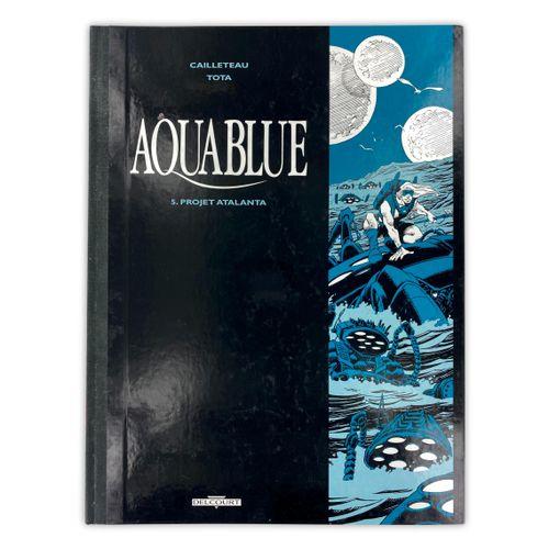 "TOTA ""Aquablue"" Print run of Volume 5, ""Atalanta Project"".  Limited edition of 9…"
