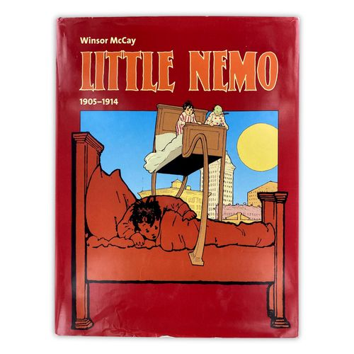 """McCAY Winsor """"Little Nemo"""" The 1905 1914 Complete Works  Evergreen Publishing / …"""