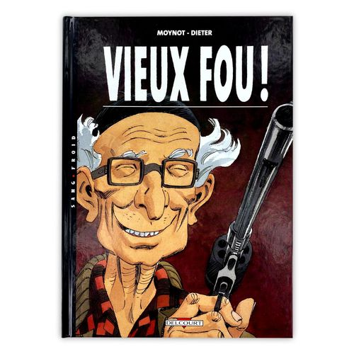 """MOYNOT """" Vieux Fou """" Set of 3 albums in EO  Volume 1 is enriched with a superb o…"""
