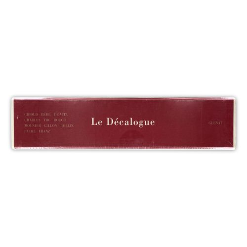"Collective ""The Decalogue"" EO de l'intégrale  Boxed set containing the complete …"