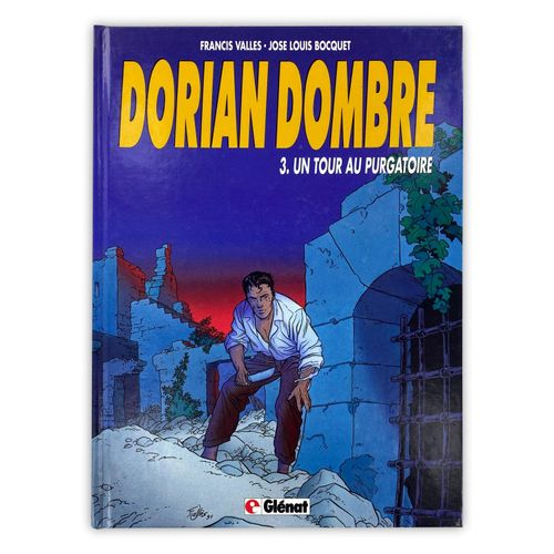 "VALÈS "" Dorian Dombre "" Set of volumes 1 to 3 in EO  All 3 albums are in mint co…"