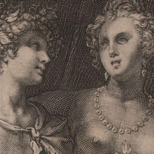 Jan Saenredam (1565 1607) Jan Saenredam (1565 1607) Sine Cerere et Baccho friget…