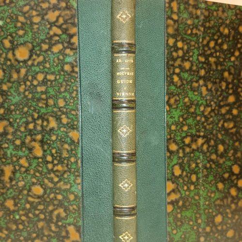 APTE (Ad.). Nouveau Guide à Vienne (Isère). Vienne, Timon Frères, 1847. In 12°, …