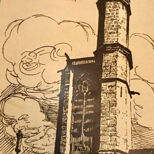 ROUCHON (Gilbert). Notre Dame de Clermont (La Cathédrale). Clermont Ferrand, L'A…
