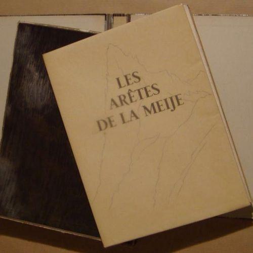 Un des ouvrages les plus rares sur l'Oisans. [DAUPHINE OISANS] ESCUDIE (Achille)…
