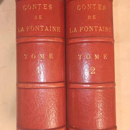 LA FONTAINE (Jean de). Contes et nouvelles. Revue et augmentée d'une Notice par …