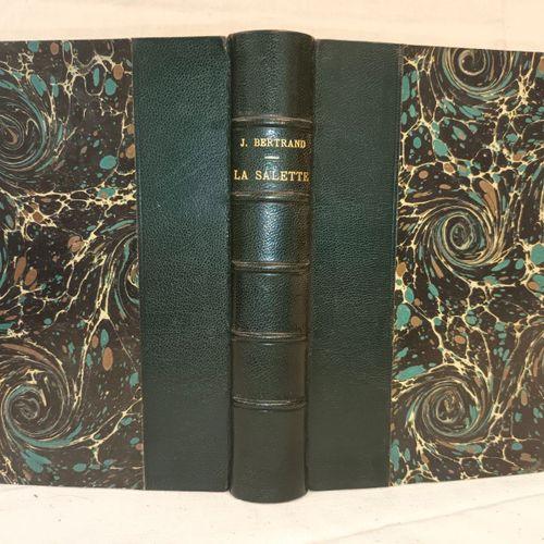 BERTRAND (Isidore). La Salette. Avec 18 gravures hors texte. Paris, Bloud & Barr…