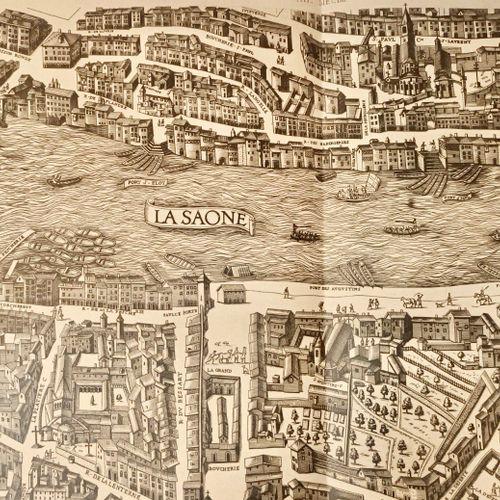 ROUX (Claudius) et BRUNEL (Noré) La vie galante à Lyon au bon vieux temps. Lyon,…