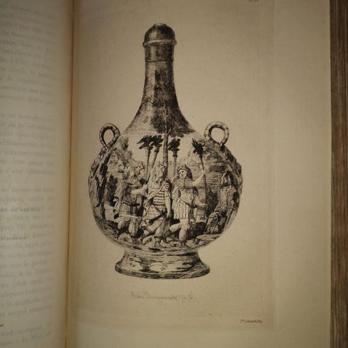 JACQUEMART (Albert). Histoire de la céramique. Etude descriptive et raisonnée de…