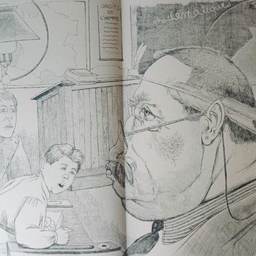 PERGAUD (Louis). La Guerre des Boutons. Illustrations originales de Raymond Carr…