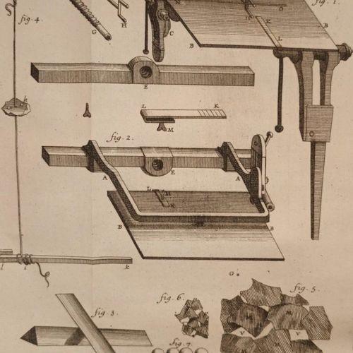 REAUMUR. L'Art de convertir le fer forgé en Acier, et l'ART d'adoucir le fer fon…