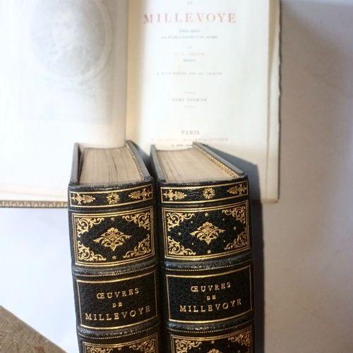 MILLEVOYE (Charles Hubert). Œuvres. Édition publiée avec des pièces nouvelles et…