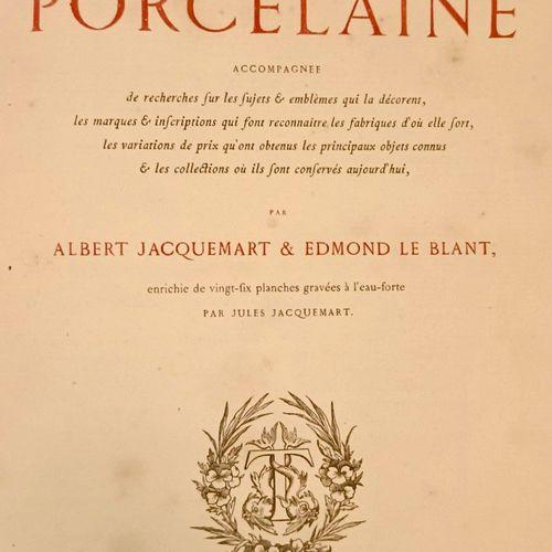 JACQUEMART (Albert) et LE BLANT (Edmond). Histoire artistique, industrielle et c…