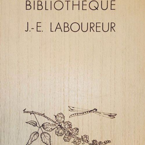LABOUREUR (Jean Emile). Bibliothèque J. E. Laboureur. Livres illustrés par J. E.…