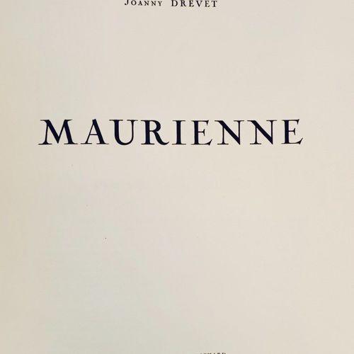 MENABREA (Henri). Maurienne. Grenoble, Editions Didier & Richard [Imprimerie Art…