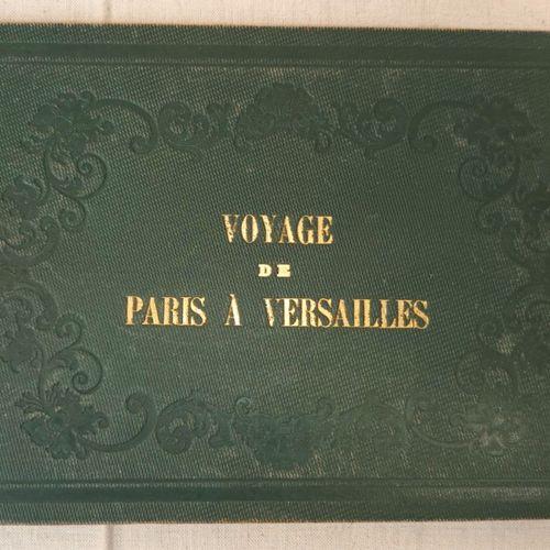 Les Trains de Plaisir Le Touriste en chemin de fer. LIGNE DE PARIS A VERSAILLES.…
