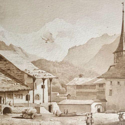 De TURPIN de CRISSE (Comte). Album du voyage de l'impératrice Joséphine en Savoi…