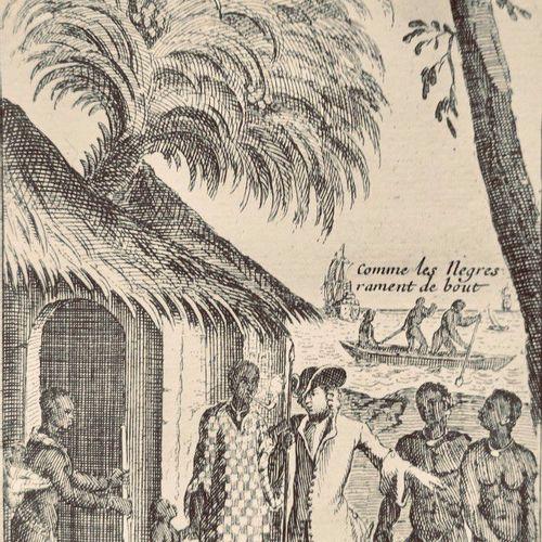 FROGER (Le Sieur) Relation d'un voyage fait en 1695, 1696 & 1697 aux Côtes de l'…