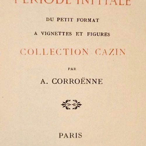 CORROËNNE (A.). Bulletin du Cazinophile. Période initiale du petit format à vign…