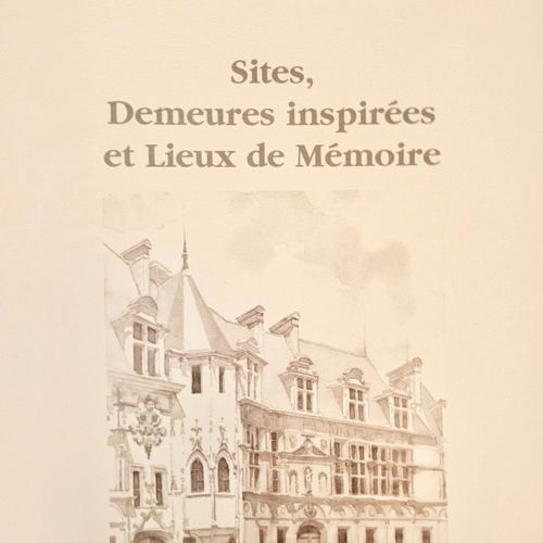 BORNECQUE (Robert). Dauphiné. Sites, demeures inspirées et lieux de mémoire. Pré…
