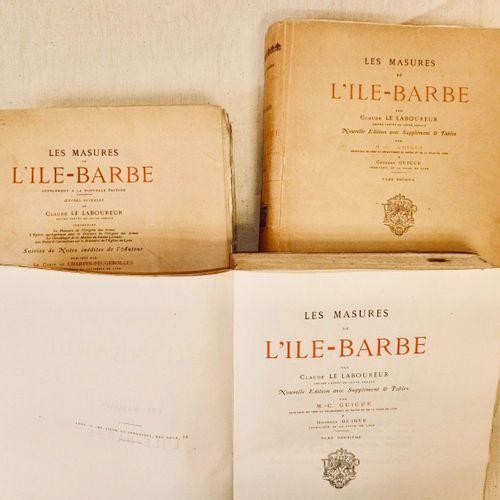 LE LABOUREUR (Claude). Les Mazures de l'abbaye royale de l'Isle Barbe les Lyon ;…