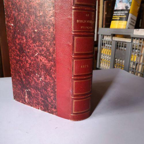 JANIN (Jules). LE BIBLIOPHILE Français. Gazette illustrée des amateurs de livres…