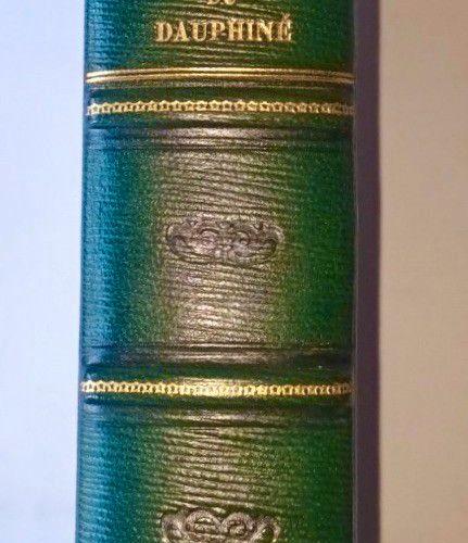 BOUTEILLE (Hippolyte) & CASSIEN (Victor). Ornithologie du Dauphiné ou Descriptio…