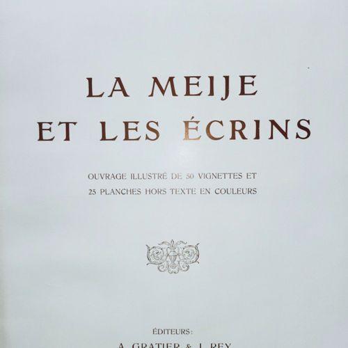 [DAUPHINE OISANS] BAUD BOVY (Daniel). La Meije et les Ecrins. Grenoble, Gratier …
