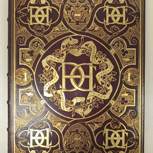 BOUCHOT (Henri) Catherine de Médicis. Paris, Goupil, 1899. Grand in 4, en reliur…