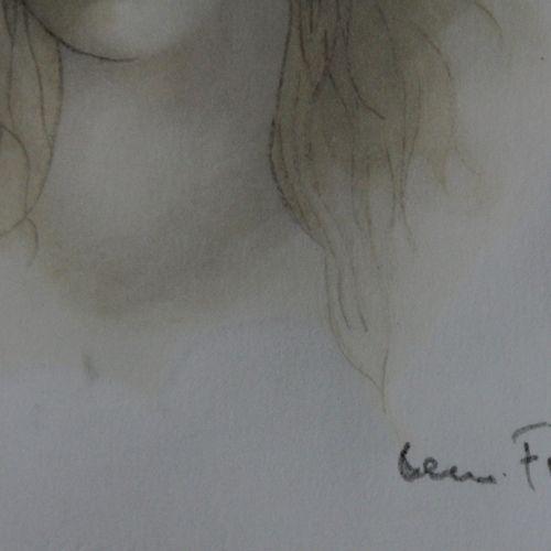 Léonor FINI (1907 1996)   Les chats  Lithographie signée, titrée, numérotée 50/2…