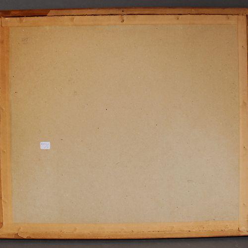 Maurice de VLAMINCK (1876 1958)  Village sous la neige  Lithographie signée en b…