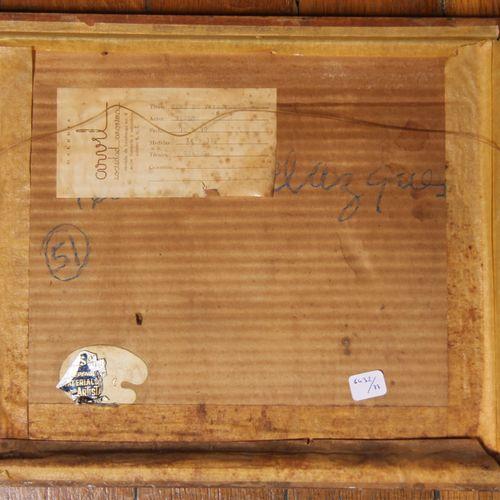 VLADY  Tema de Vélasquez  Eau forte  14 x 18 cm.