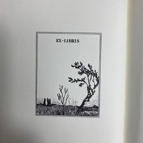 Paul Verlaine,  Poetic work.  Illustration of the author's time.  At Jean de Bon…