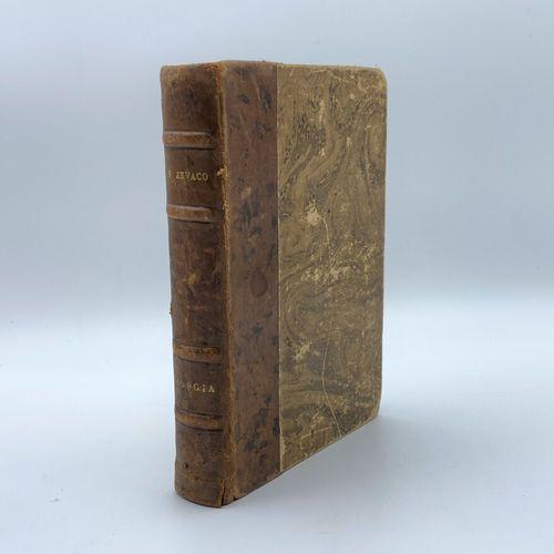 Lot of two books :     Michel, Zevaco,  Borgia !  Paris, Le livre populaire. Art…