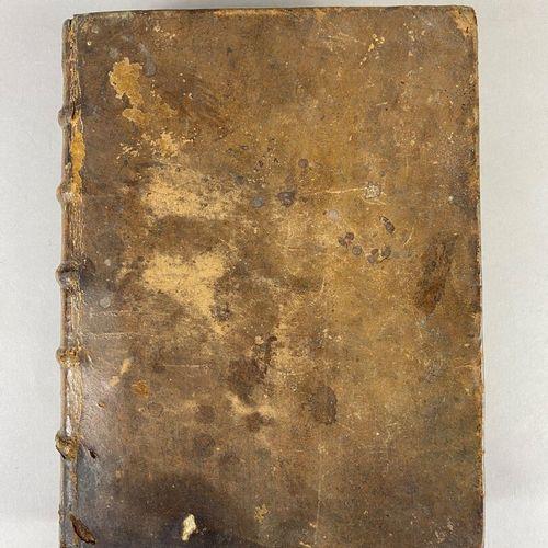 La Saint Bible,  Contenant l'ancien et le nouveau Testament,  traduite en franço…