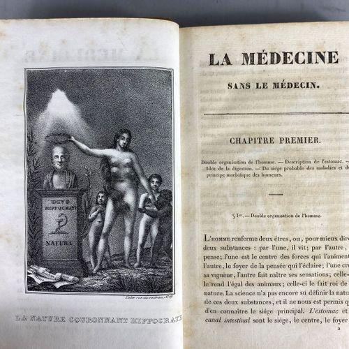 Joseph Marie Audin Rouviere (1764 1832),  La médecine sans les médecins, ou manu…