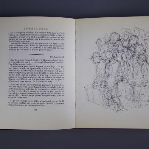 Franz KAFKA Œuvres complètes 1963 65 Franz KAFKA,  Complete works  Paris, Cercle…
