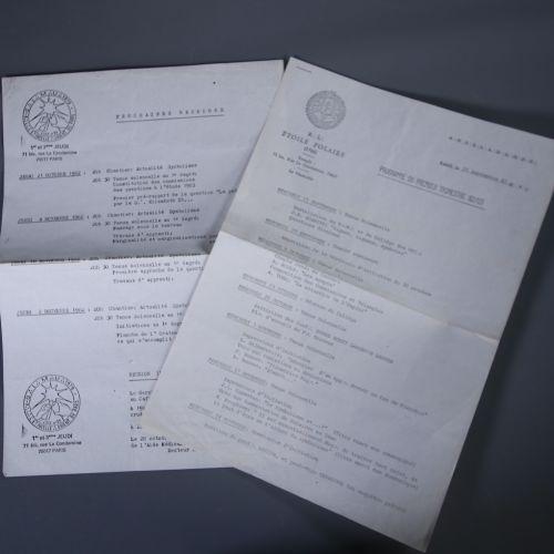 Documents personnels du Maître J. B. Lévy Ci joint un lien menant au document ré…