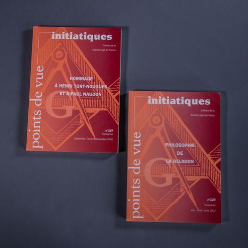 Bulletins et revues relatives à la Grande Loge de France Continuatrice des premi…