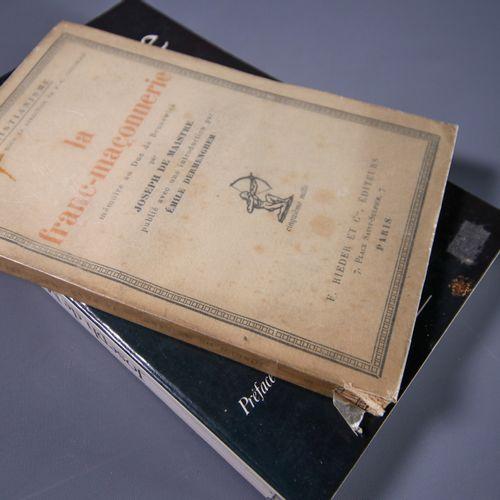Écrits de Joseph de Maistre Joseph de Maistre (1753 1821) était membre du souve…
