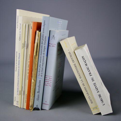 Éditions et fac similés de textes maçonniques (01) Le support écrit étant l'in…
