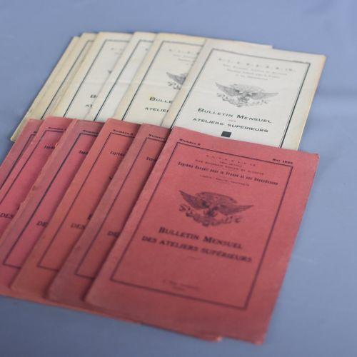 Bulletin Mensuel des Ateliers Supérieurs N°21 27 Le terme « atelier » est un ter…