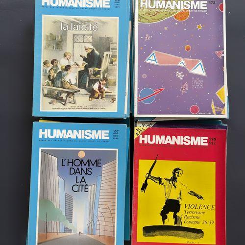 Humanisme. Revue des Franc Maçons du Grand Orient de France N°120 197 Le Grand O…