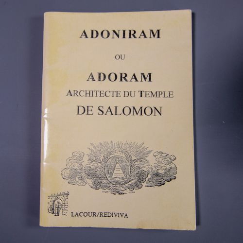 Hiram (01) En parcourant le Livre des Rois, on peut lire qu'Hiram, fils d'un hom…