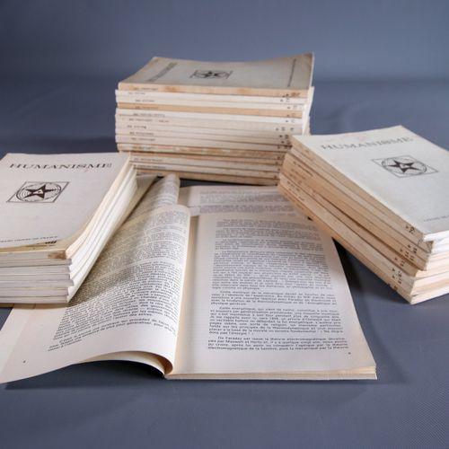 Humanisme N°52 91 Grand Orient  Le Grand Orient de France est né en 1928, et a …
