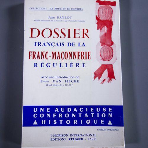 Documents relatifs à la Grande Loge Nationale française La Grande Loge nationale…