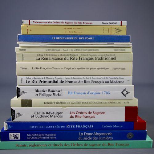 Documents relatifs au Rite Français Le Rite français est un rite maçonnique co…