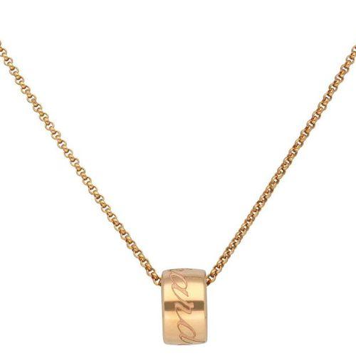 CHOPARD Chopardissimo jewellery set  Designer jewellery set consisting of a neck…