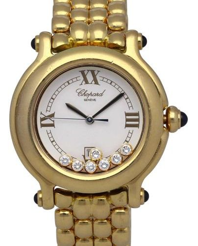 CHOPARD Wristwatch Happy Sport  20 years Happy Diamonds Limited Edition 237/1996…