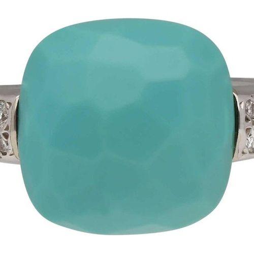 POMELLATO jewellery set Capri  Fresh design, set consisting of ring and earrings…
